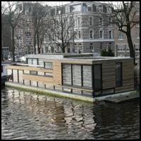 MTB architecten woonark Amsteldijk